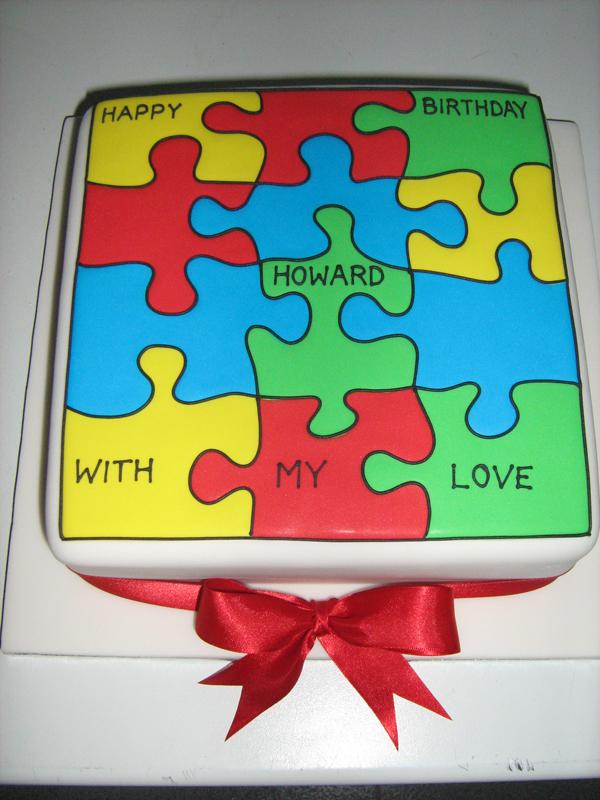 Leamington Spa Birthday Cakes